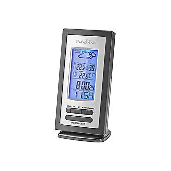 Indoor and Outdoor Weather Station MEASURING WEST201GY