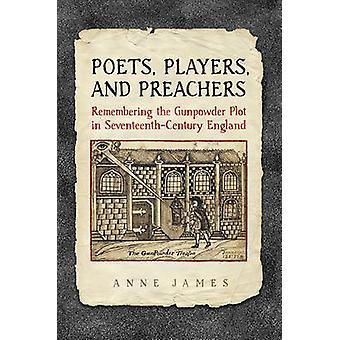 Poets  Players and Preachers by Anne James