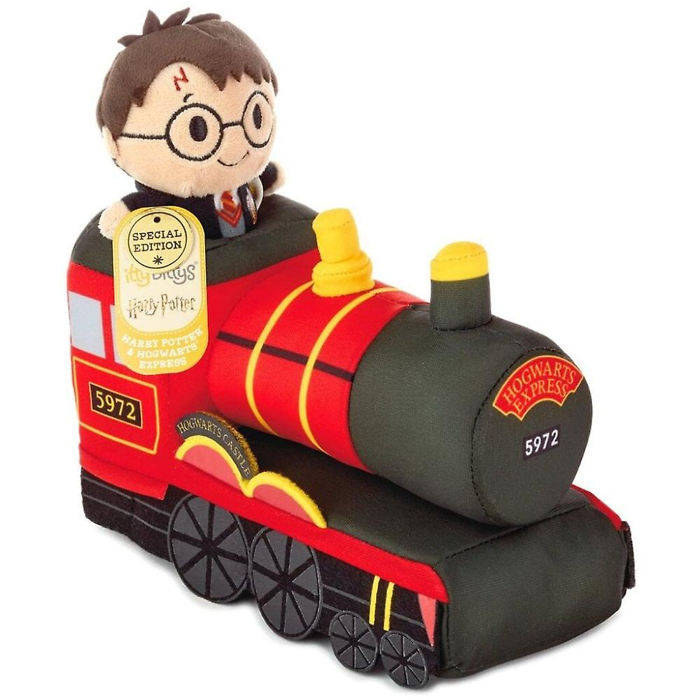 Hallmark Itty Bittys Harry Potter And Hogwarts Express - Special Us Edition