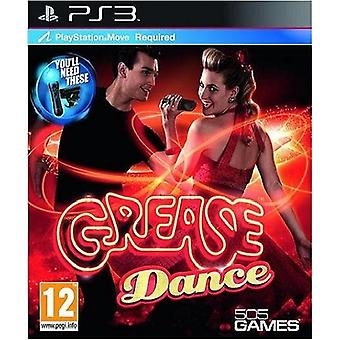 Grease Dance [Move Required] PS3 Game