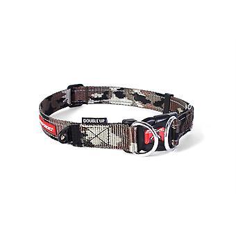 Ezydog Collar Doubleup Camuflage (Honden , Halsbanden en Riemen , Halsbanden)