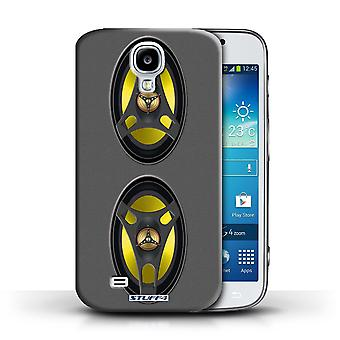 STUFF4 Case/Cover for Samsung Galaxy S4/SIV/Car Stereo/Speaker