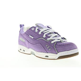 Globe CT IV Classic  Mens Purple Suede Lace Up Athletic Skate Shoes