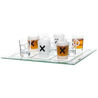 Sagaform Drink Spiel Tramp Schach