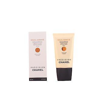 Chanel Soleil Identité Soin Auto-bronzant Visage Spf8-doré 50 Ml Unisex