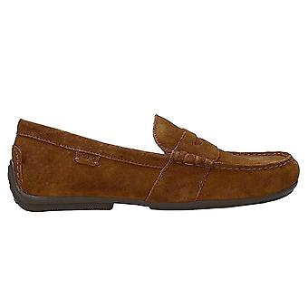 Ralph lauren men's reynold snuff driving shoes