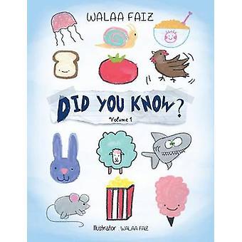 Did You Know Volume 1 by Faiz & Walaa