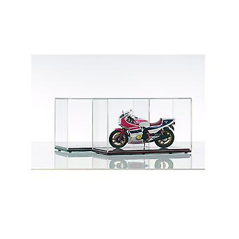 Luxury Display Case with Wooden Base (1:12 scale by Premium ClassiXXs PRE99109)