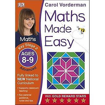 Matte gjort enkelt alderen 8-9 viktige trinn 2 avansert - alderen 8-9-viktig fase 2