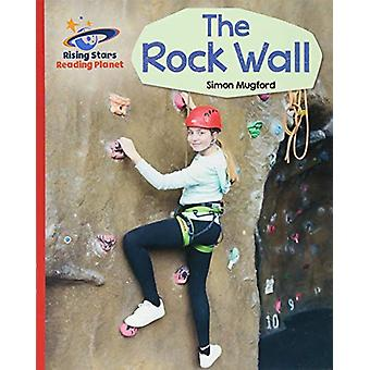 Reading Planet - The Rock Wall - Red A - Galaxy by Simon Mugford - 978