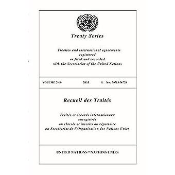 Treaty Series 2910 (English/French Edition) by United Nations Publica