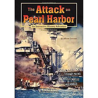 Hyökkäys Pearl Harbor: interaktiivinen historia seikkailu (voit valita: historia)
