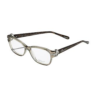 Chopard VCH228S 0913 Shiny Transparent Beige Glasses