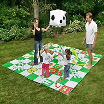 Garden Games: Giant Snakes and Ladders