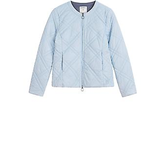 Sandwich Clothing Pale Blue Quilted Jacket