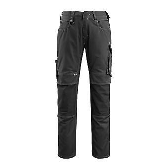 Mascot mannheim work trousers knee-pad-pockets 12779-442 - unique, mens