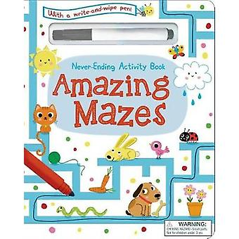 Never-Ending Activity Book - Amazing Mazes by Sonia Baretti - 97816841