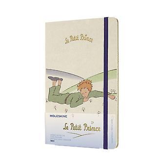 2021 12M Petit Prince Wkly Ntbk Lrg Land