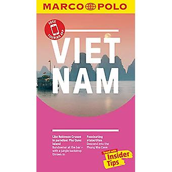 Vietnam Marco Polo Pocket Travel Guide - with pull out map by Marco P