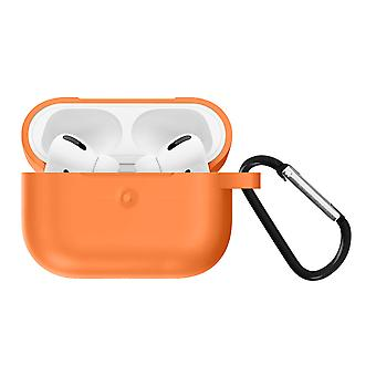 Soft Case Apple AirPods pro Ujjlenyomat-mentesítő karcinerrel