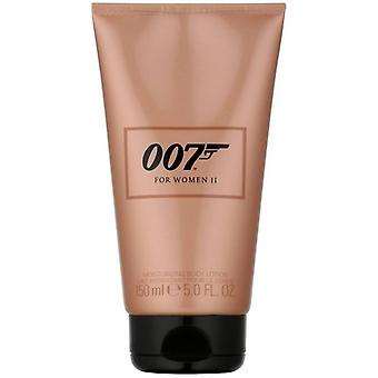 James Bond - 007 voor Woman BODY LOTION - 150ML