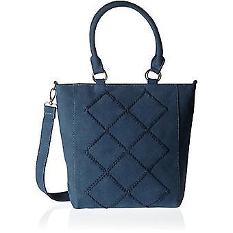 Fritzi aus Preussen Karolina - Blau Women's Bag (Aviator) 12x32x38 cm (B x H T)