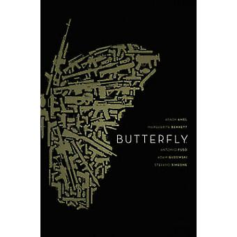 Butterfly by Marguerite Bennett - 9781608867240 Book