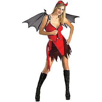 Sexy Devil kostium dla dorosłych
