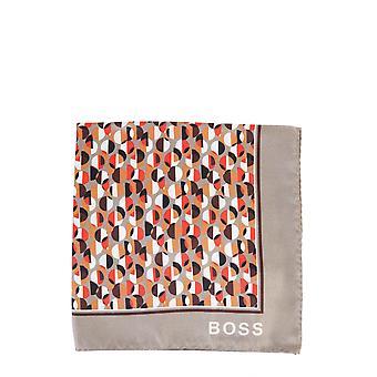 Boss 5042948510225426232 Uomini's Fasone di seta multicolore