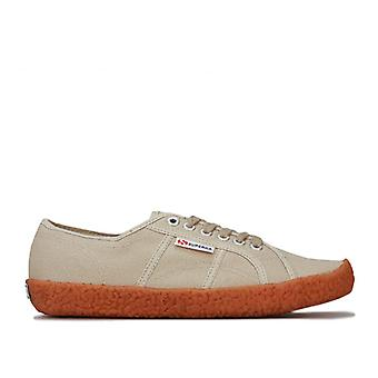Women's Superga 2750 Cotu Classic Pumps in Brown