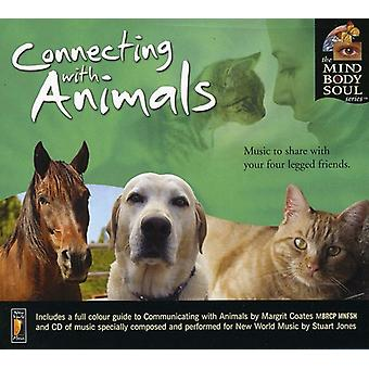 Connecting With Animals [CD] USA import
