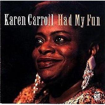 Karen Carroll - Me divertiu [CD] IMPORTAÇÃO DOS EUA