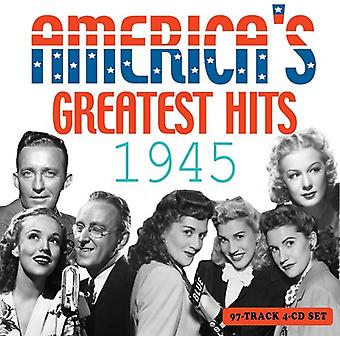 America's Greatest Hits 1945 [CD] USA import