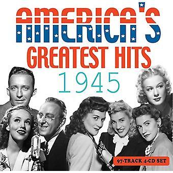 America's Greatest Hits 1945 [CD] EE.UU. importación