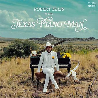 Robert Ellis - Texas Piano Man [CD] USA import