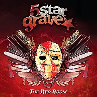 5 Star Grave - Red Room [CD] USA import