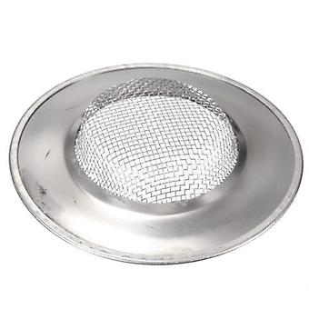 Stainless Steel Sink Strainer - Badkuip Haarvanger Stopper
