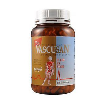 Mega Vascusan 270 capsules