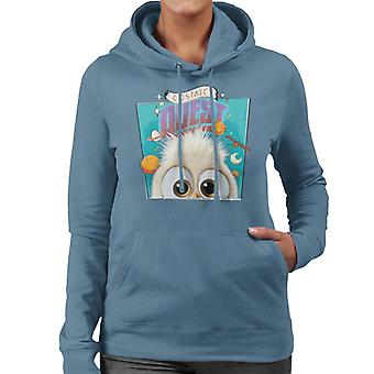 Angry Birds Comic Quest Women's Hooded Sweatshirt