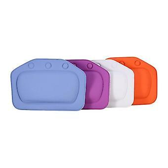 Weiche Kopfstütze Saugnapf SPA Bad Kissen - Home Badewanne PVC Kissen