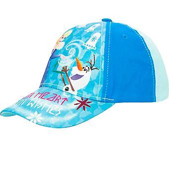 Frozen Childrens/Kids Warm Wishes Cap