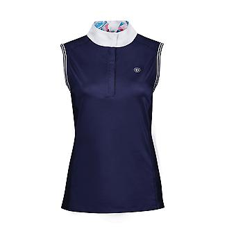 Dublin Katie Womens Sleeveless Competition Shirt - Sargasso Sea