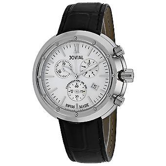 11078-Mslc-20, Jovial Men'S Classic Watch