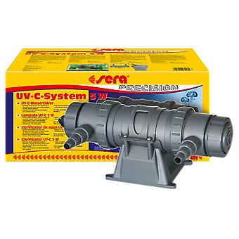 Sera Sistema UV-C  Clarificador 5 W (Fish , Maintenance , Water Maintenance)