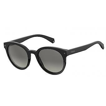 Sonnenbrille Damen  6043/S807/WJ   Gradient schwarz/grau