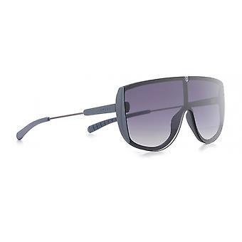 Sunglasses Unisex Shade blue/silver (002)
