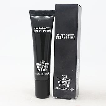 Mac Prep + Prime Skin Refined Zone 0.5oz/15ml Nouveau avec boîte