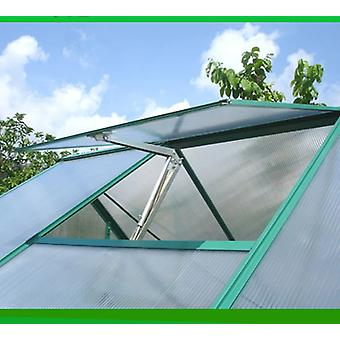 Solar Heat Sensitive Automatic Greenhouse Window Opener With Single Spring