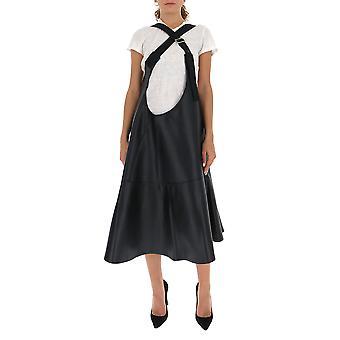 Junya Watanabe S0020511 Femme-apos;s Jupe en polyester noir