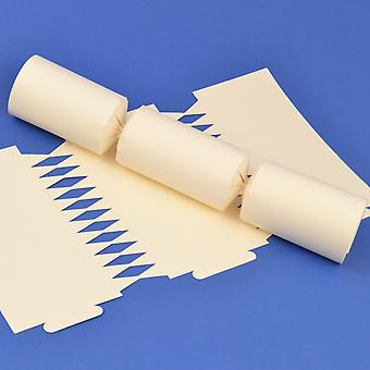 100 Ivory Make & Vul uw eigen diy recyclebare kerst cracker boards